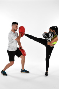 Scéances de Boxe Française et Cross boxing photo