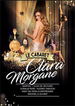 LE CABARET DE CLARA MORGANE photo