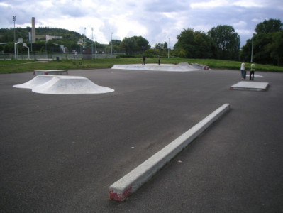Skatepark de Fontaine d'Ouche photo